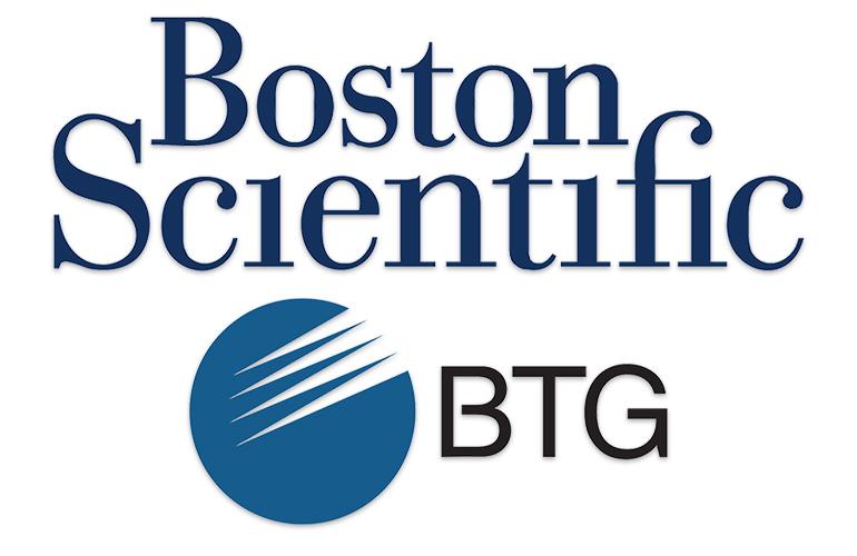 BTG Boston Scientific